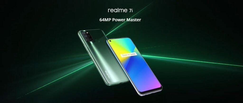 Realme 7i price in Nepal