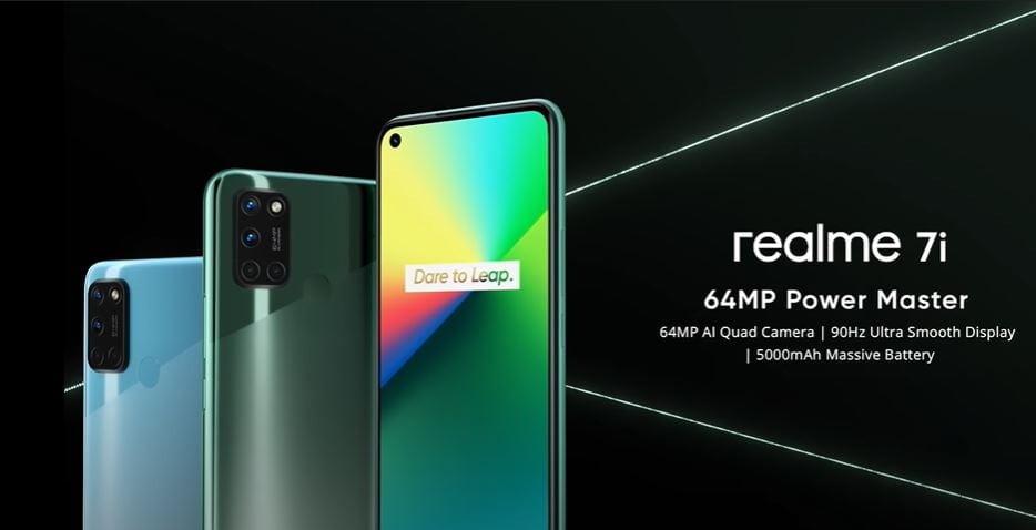 Realme 7i Full Specification
