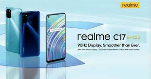 Realme c17 detailed specifications