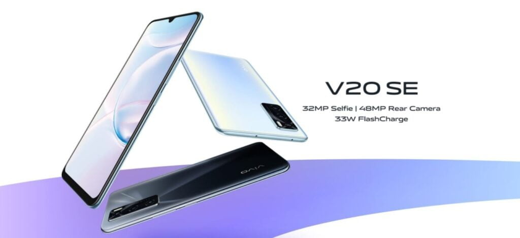 Vivo V20 SE Price in Nepal