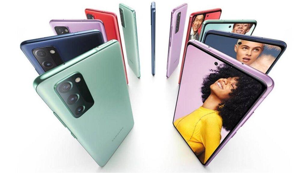 Samsung Galaxy S20 FE editions