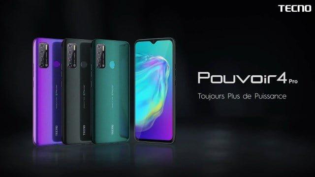 tecno pouvoir 4 pro launched in nepal