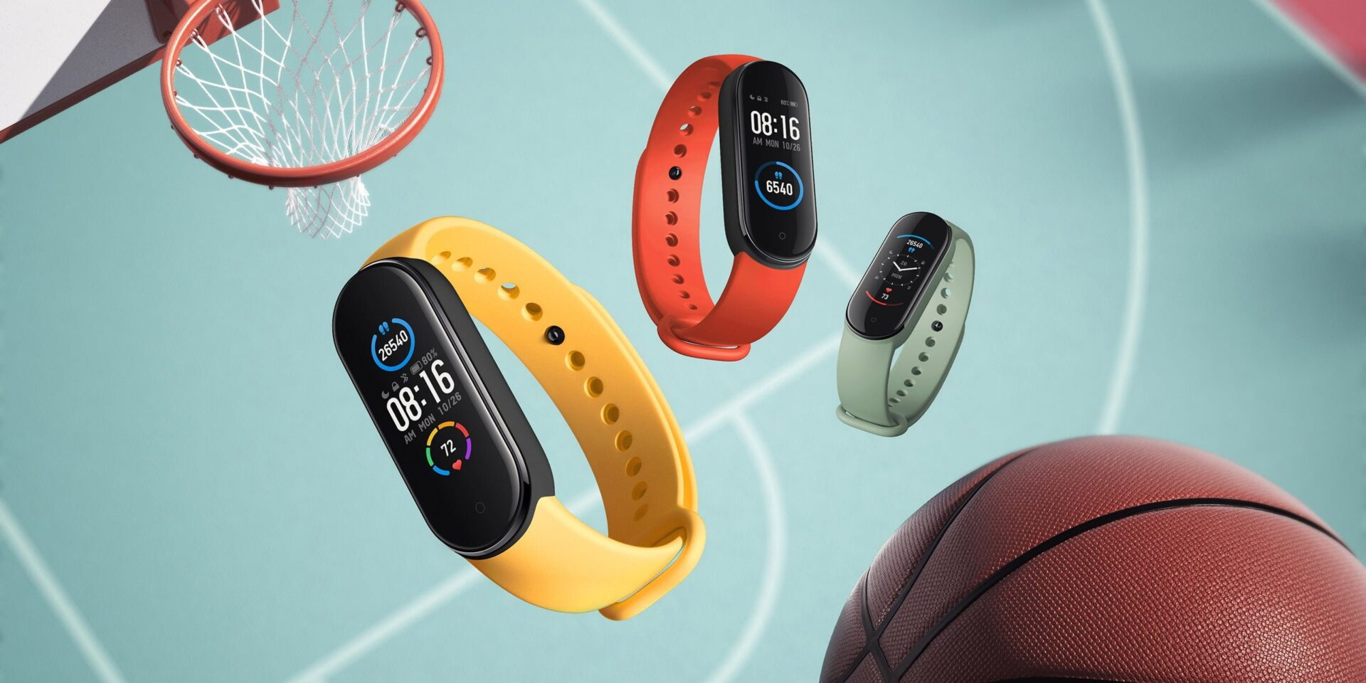 xiaomi mi smart band 5 launched in nepal