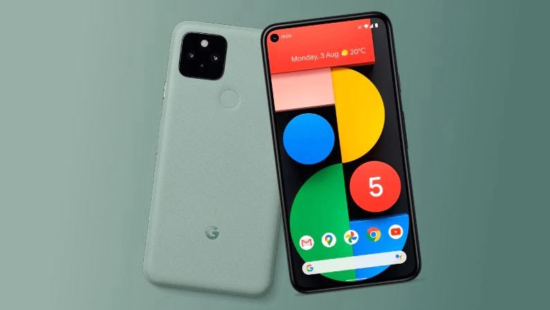 google pixel 5 launched
