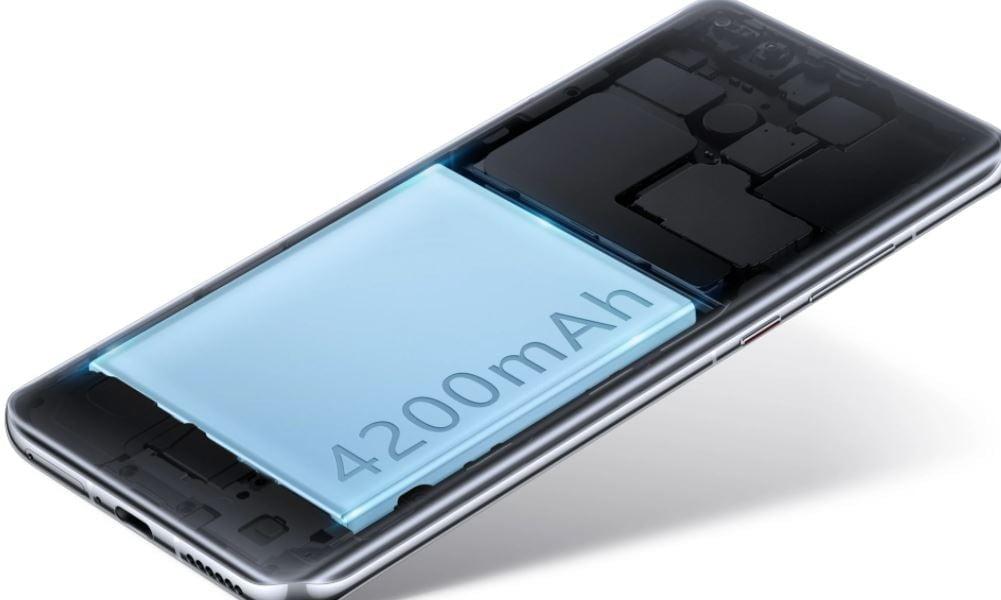 4200 mah battery, p40 pro fast charge battery