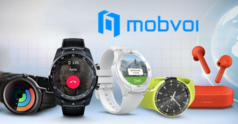 mobvoi ticpods in nepal, mobvoi products in nepal, mobvoi ticwatch in nepal