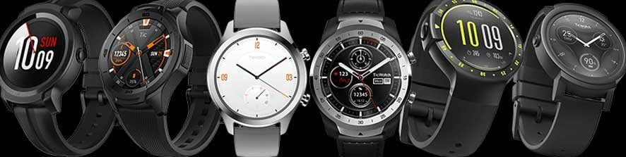 mobvoi ticwatch line up in nepal
