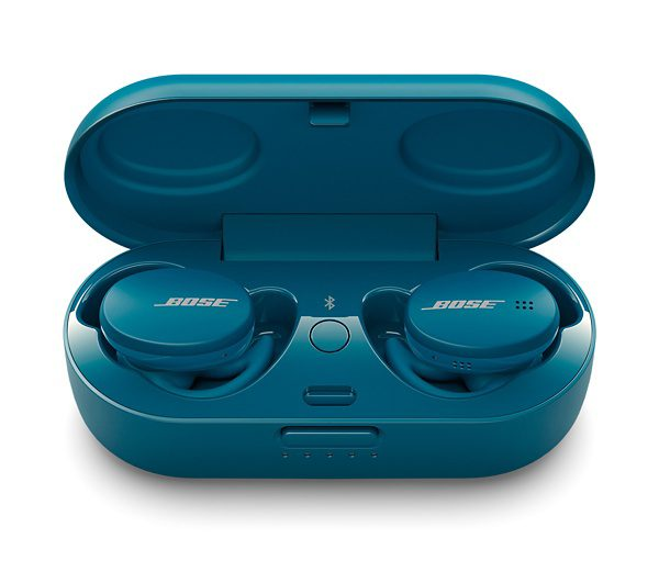 baltic blue, blue earpods