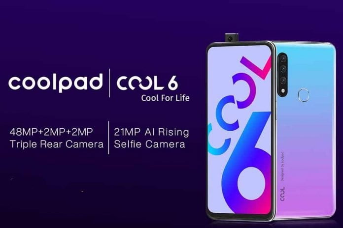 coolpad cool 6 price in nepal