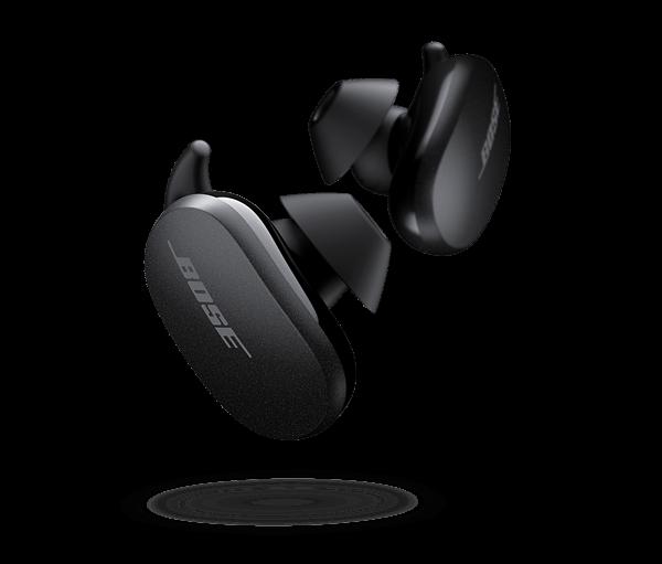 Bose QuietComfort Earbuds design