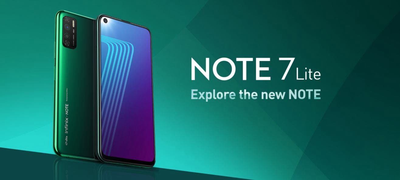 Infinix Note 7 Lite Price in Nepal