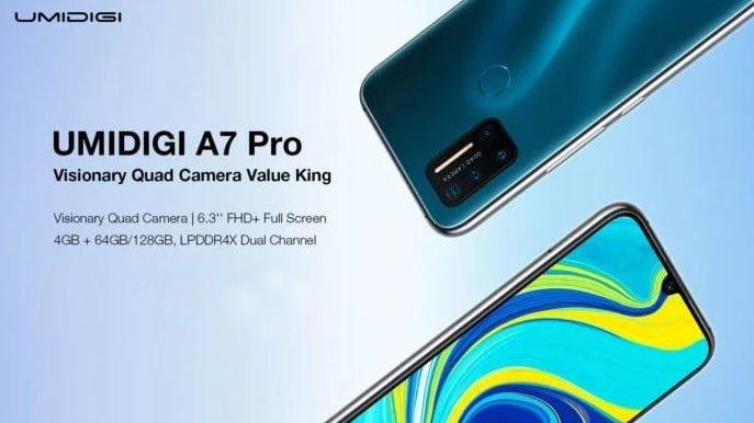 UMIDIGI A7 Pro price in Nepal