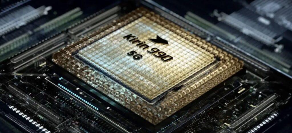 hi silicon kirin 990 5g chipset, chipset, huawei chipset