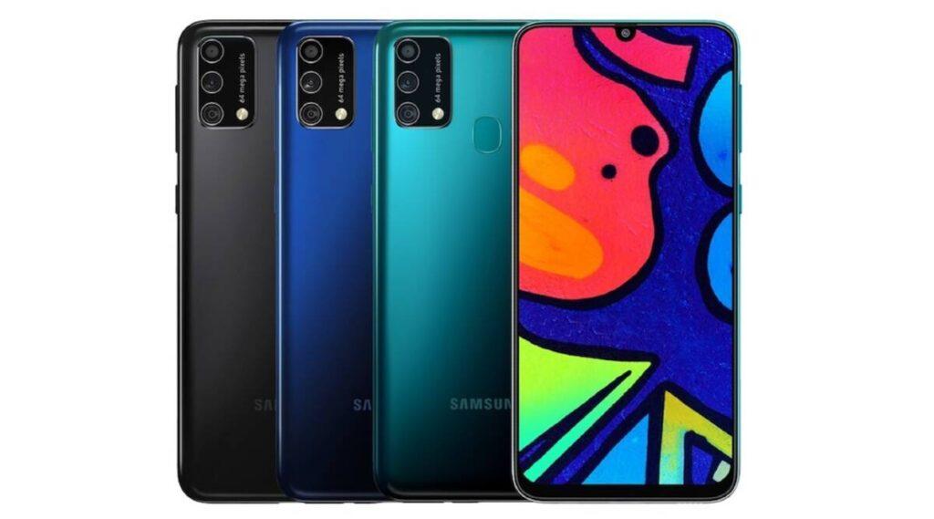 samsung galaxy f41 colors