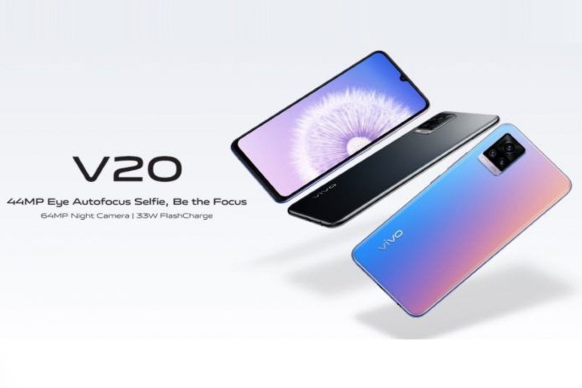 vivo v20 launched in nepal