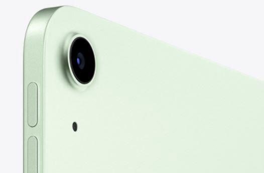 12 Mp camera on apple tablet