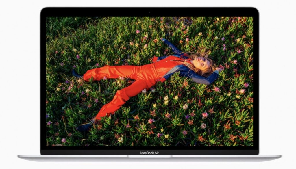 Apple MacBook Air 2020 launched,Apple MacBook Air with M1 chip