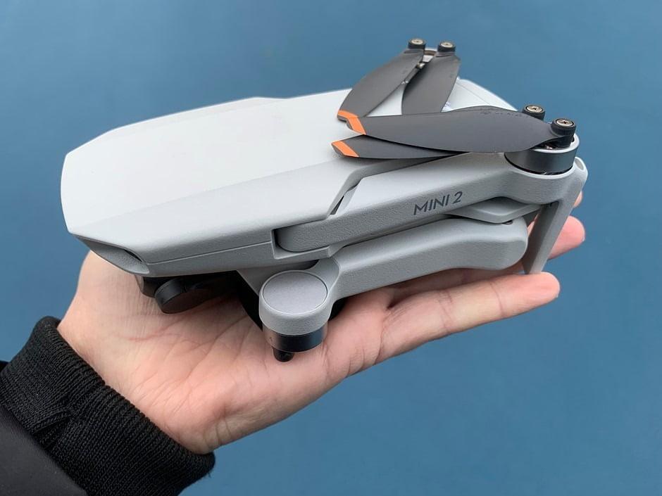 DJI Mini 2 Portable drone