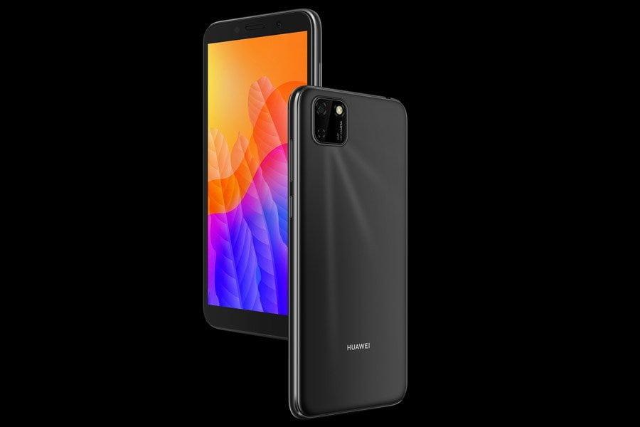 Huawei Y5p design