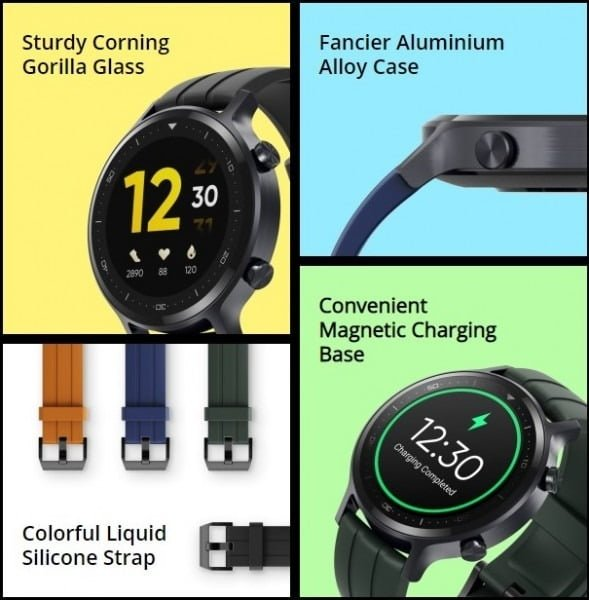Realme Watch S Details