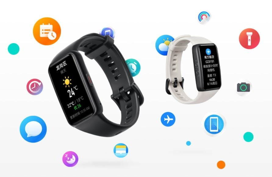 honor band 6 Specifications