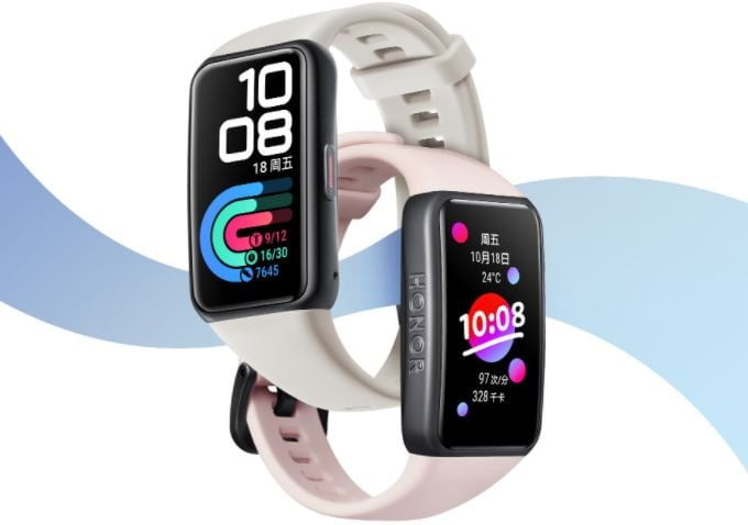 honor band 6 fitness band