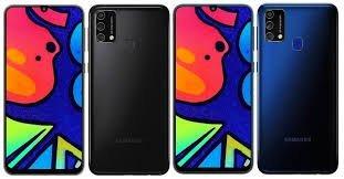 Samsung Galaxy M21s colour