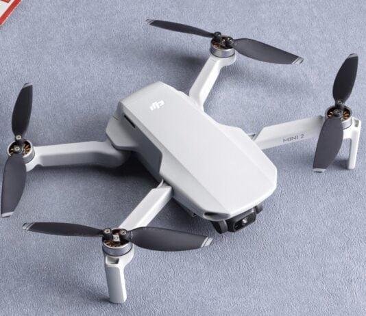 DJI Mini 2 best drone for beginner