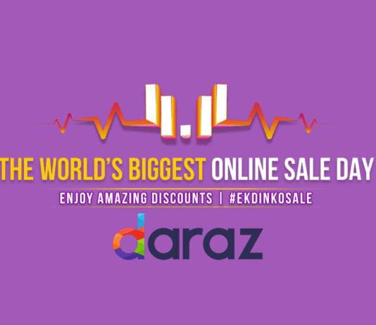 Daraz 11.11 sale day