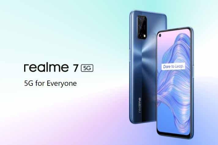 Realme 7 5G price in Nepal