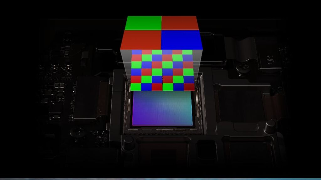 "1/1.52"" ISOCELL HM2 Samsung's third generation 108MP sensor"
