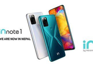 micromax in note 1 price in Nepal, price of micromax in note 1, micromax Nepal