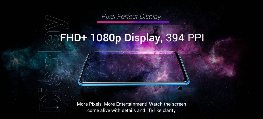 poco m2 display