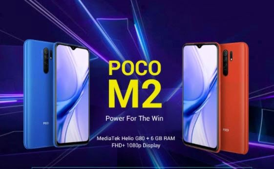 poco m2 in nepal, poco m2 launched in nepal, poco m2 price in nepal