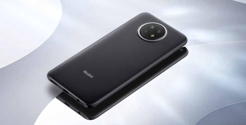 Xiaomi Redmi Note 9 5g Black color