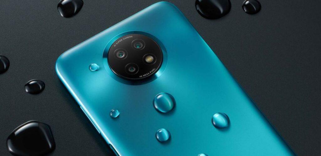 Xiaomi Redmi Note 9 5g cameras, Xiaomi Redmi Note 9 5g water resistant