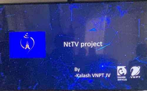 first phase of NT ip tv, nepal telecom ip tv