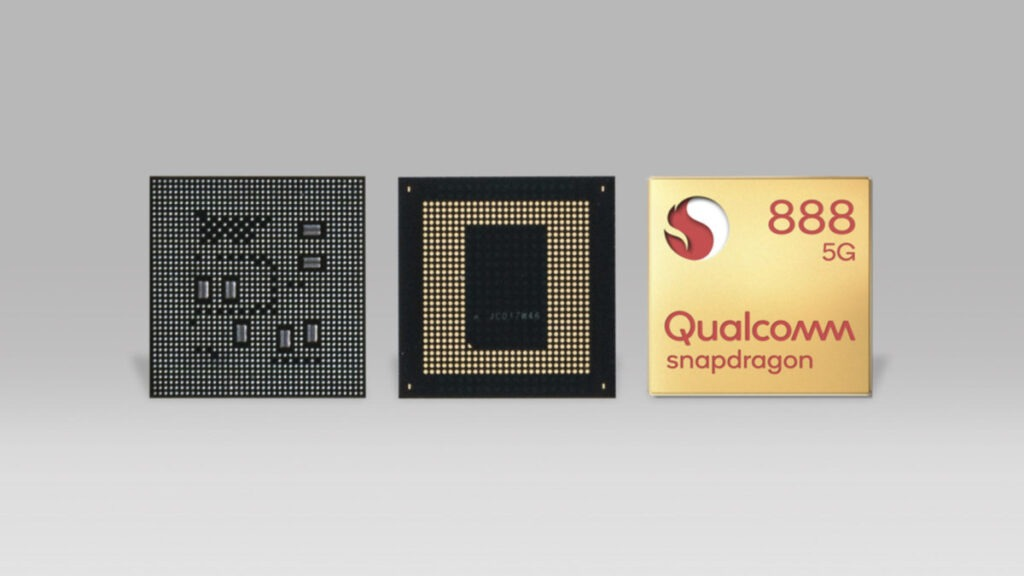 snapdragon 888 chip