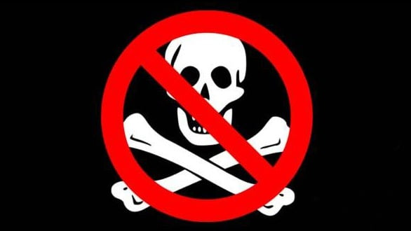do not se pirated software for malware protection