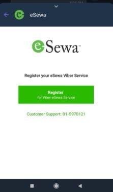 linking esewa procedure 1