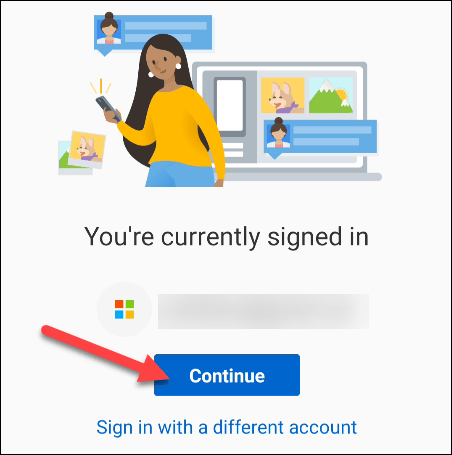 get notifications on PC through phone, get android notification on windows pc, sign in windows account