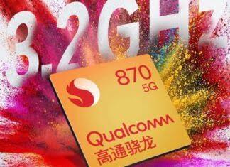 Qualcomm Snapdragon 870 5g, snapdragon 870 chipset, qualcomm latest chipset, motorola to use snapdragon 870, motorola edge s