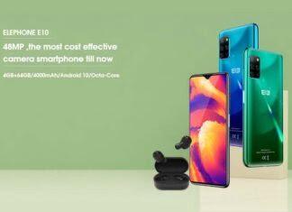 Elephone E10 price in nepal
