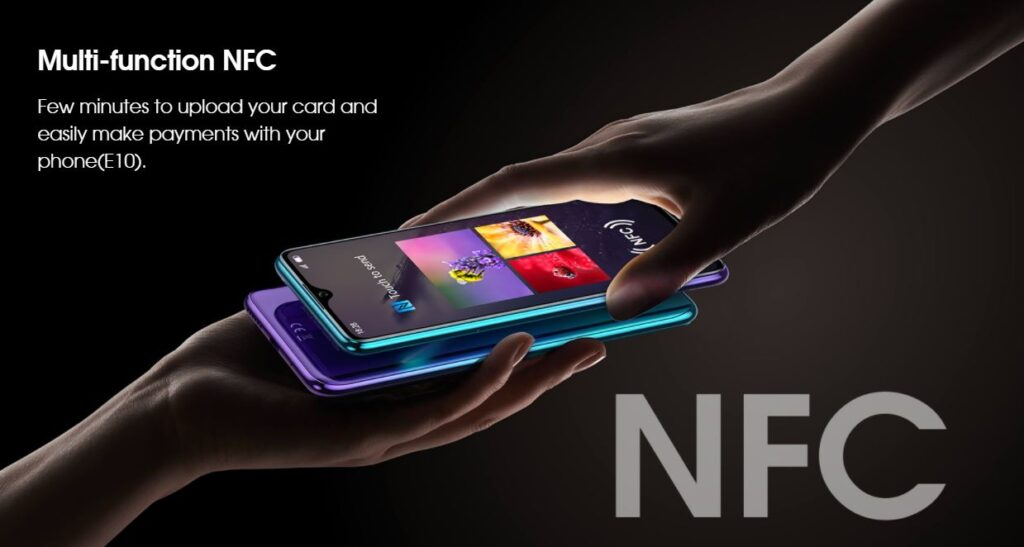 multifunctional NFC