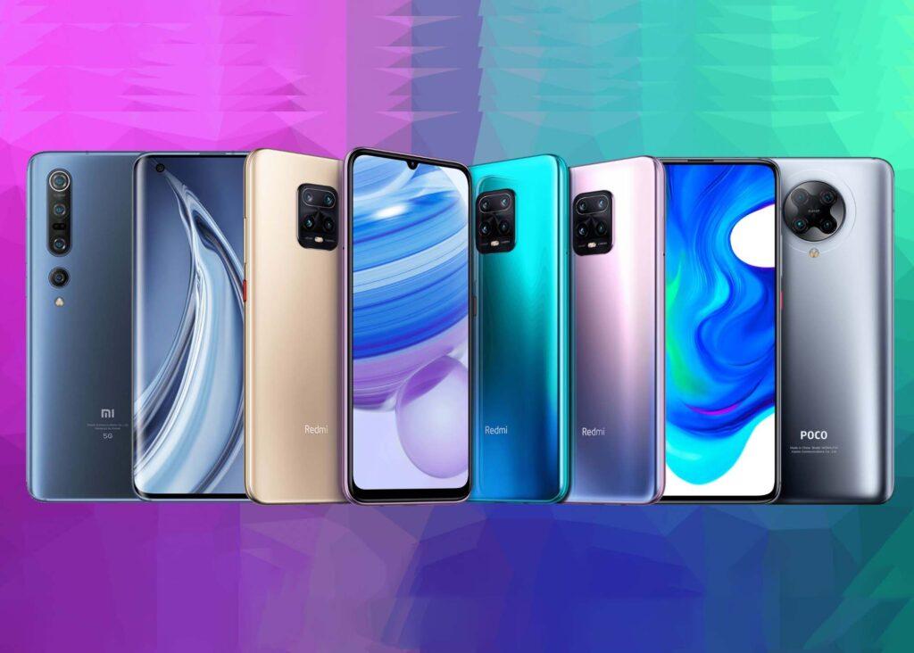 MIUI 12.5 update on xiaomi phones
