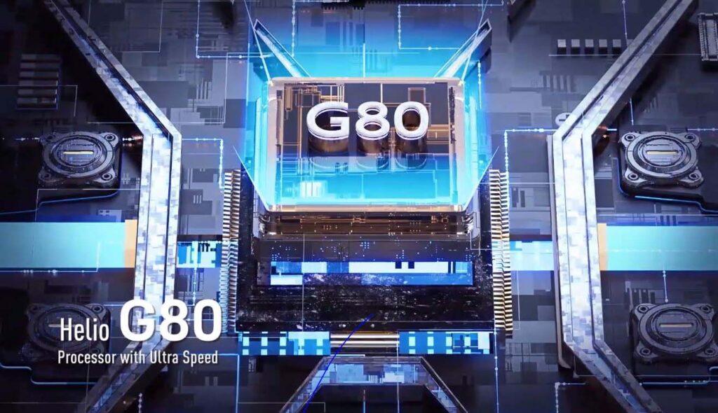 Helio G80 Mediatek