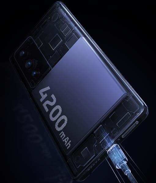 battery vivo x60 pro+