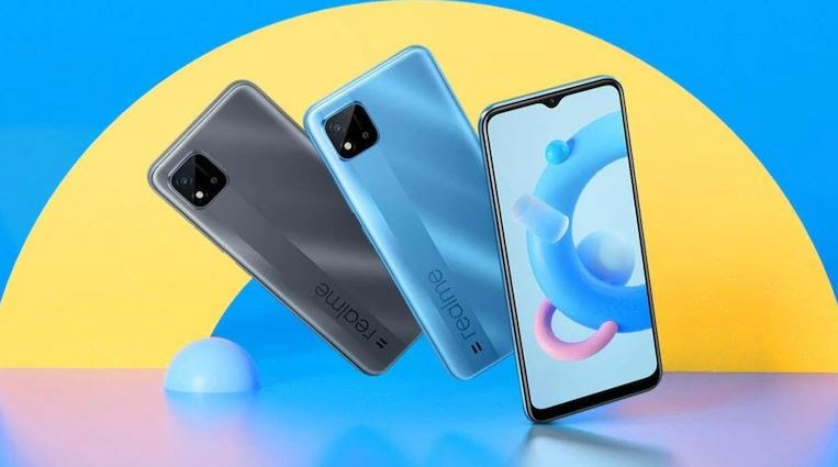 Realme C20 available in Nepal