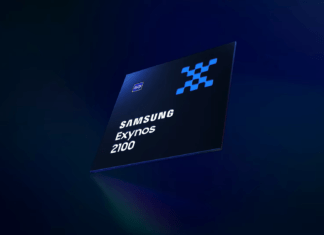 Exynos 2100 compared with snapdragon 888,