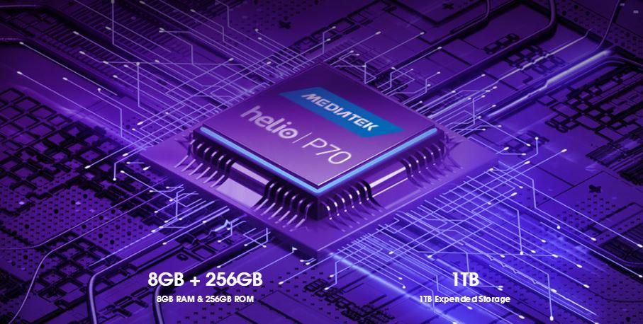 performance, mediatek helio p70
